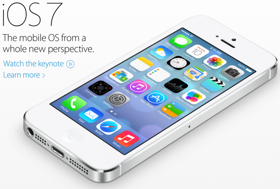 Apple launches new iOS7, what is in it for you?