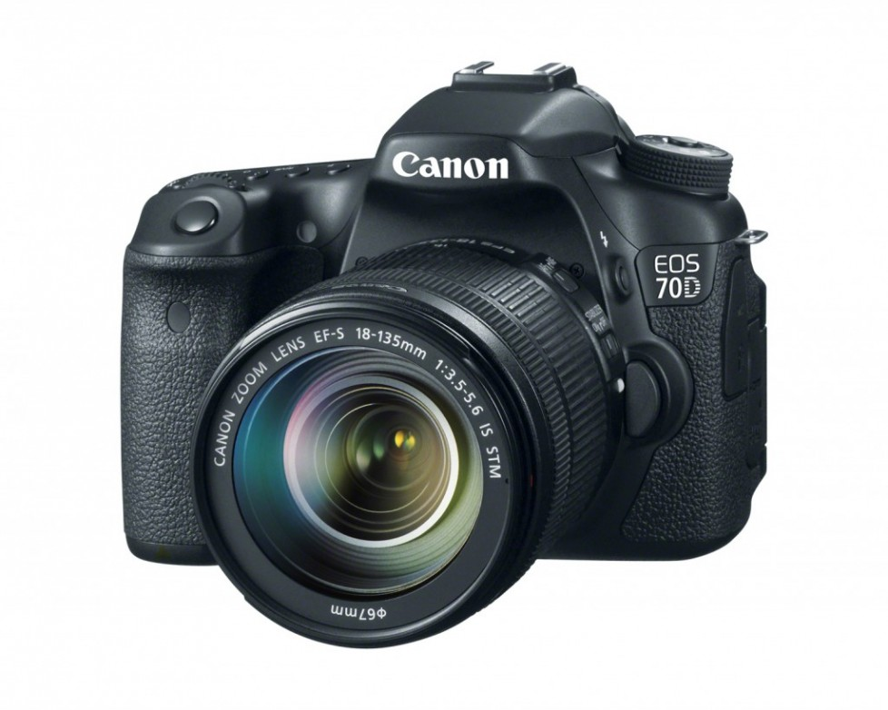 Canon launches new 70D, your new all-in-one for pictures and video?