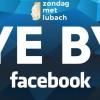 Facebook, weggooien ja, of nee?