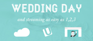 Live streaming weddings up 250%